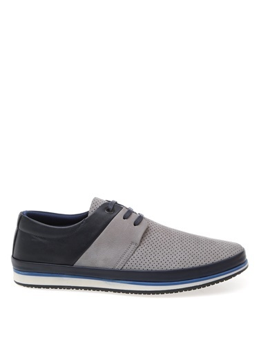 Cotton Bar Casual Ayakkabı Gri